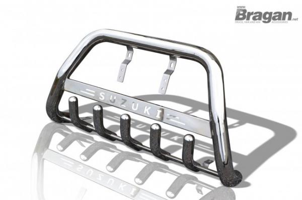BullBar inox Suzuki Grand Vitara 2006-2014 [0]