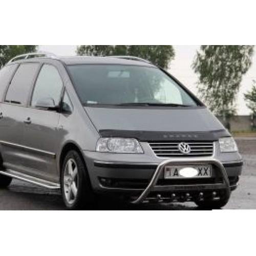 BullBar inox Volkswagen Sharan 2000-2009 0