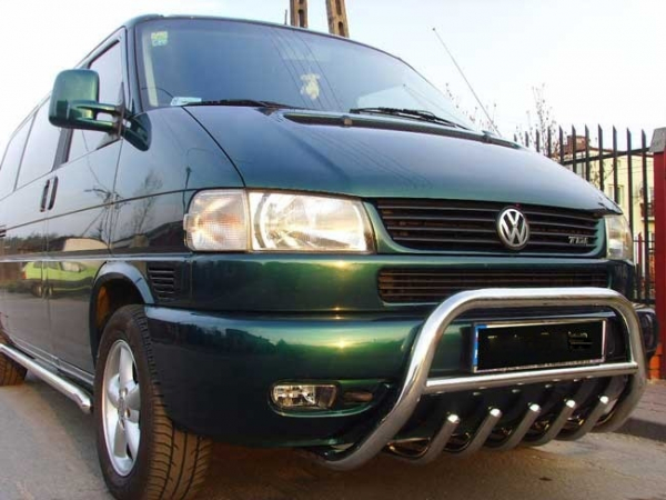 BullBar inox Volkswagen T4 1998-2003 0