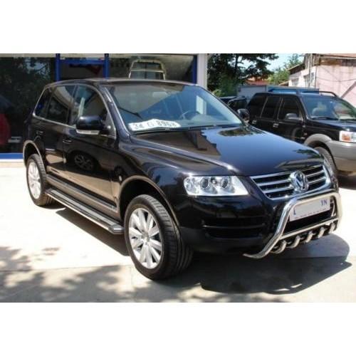 BullBar inox Volkswagen Tiguan 2007-2015 0