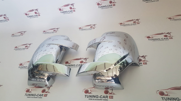 Capace oglinzi cromate Opel Movano 2010-2018 [0]