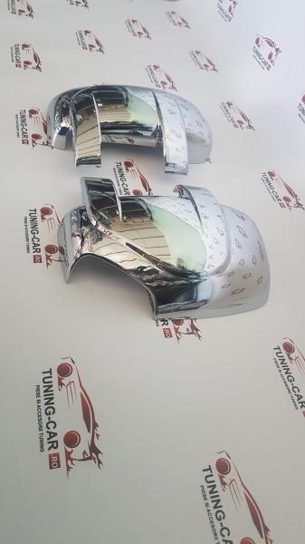 Capace oglinzi cromate Renault Master 2010-2018 1