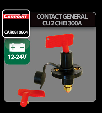 Contact general cu 2 chei 300A - 12/24V [2]