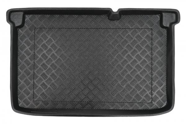 Covoras tavita portbagaj compatibil cu Opel CORSA D (2006-2014) CORSA E (2014-up) partea de jos a portbagajului [0]