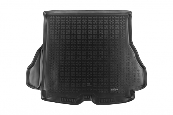 Covoras tavita portbagaj negru compatibil cu RENAULT LAGUNA II Grandtour / Station Wagon (2001-2007) 0