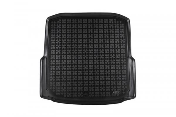Covoras tavita portbagaj negru compatibil cu SKODA Octavia III Hatchback2013- 0