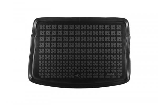Covoras tavita portbagaj negru compatibil cu VW Golf 7 VII Hatchback 2012- 0