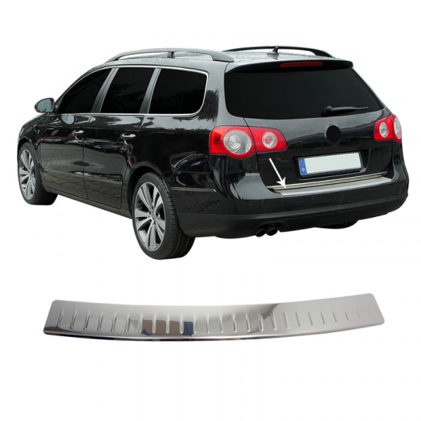 DECOR BARA SPATE INOX VW TOURAN 2009- 1