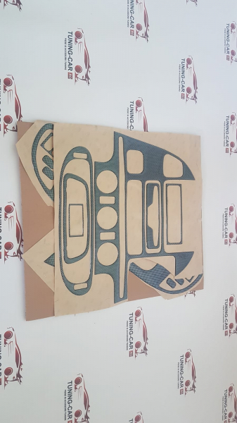 Decor Bord  Carbon Mercedes Sprinter 2000-2006 [1]