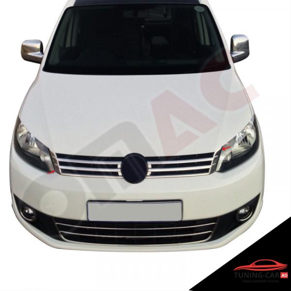 Decor Grila Inox VW Caddy 2010-2015 1
