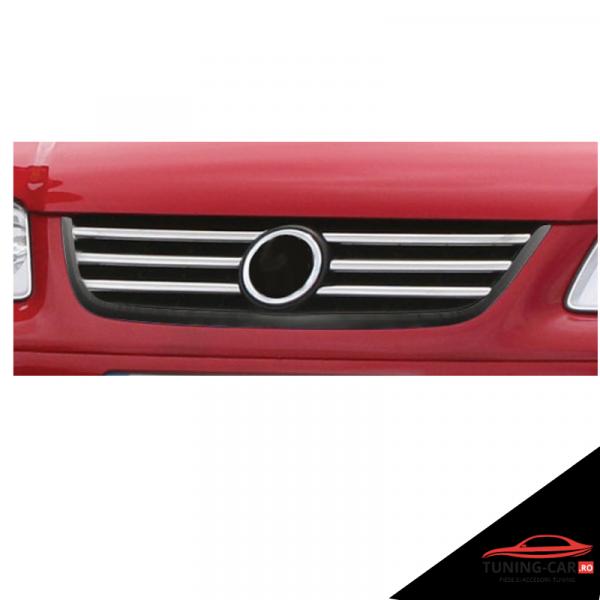 Decor Grila Inox VW Touran 2003-2010 0
