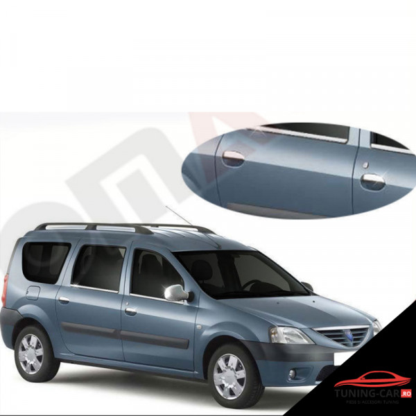 Decor Manere Inox Dacia Logan 2005-2012 1
