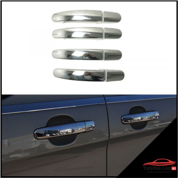 Decor Manere Inox Ford Tourneo Custom 2013-2019 0
