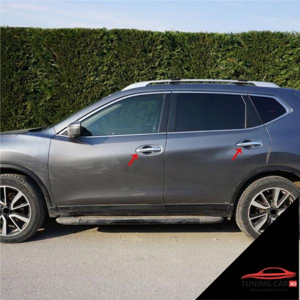 Decor Manere Inox Nissan Qashqai 2014-2019 2