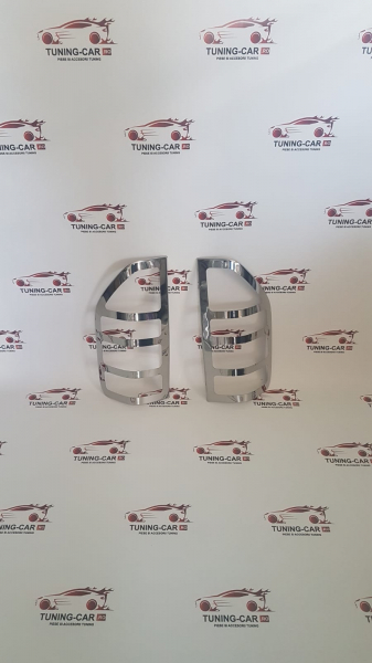 Decor Triple inox Mercedes Sprinter 1996-2006 [1]