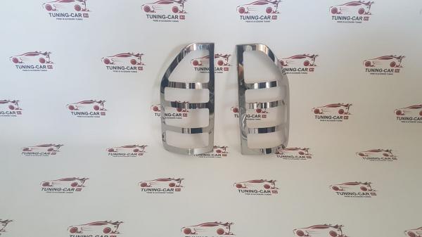 Decor Triple inox Mercedes Sprinter 1996-2006 [3]