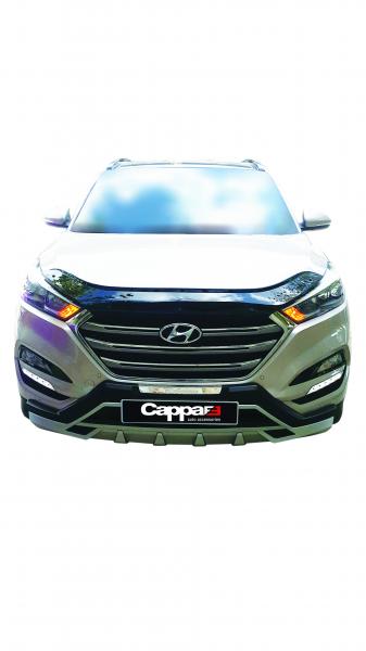 Deflector Capota Hyundai Tucson 2016> 0