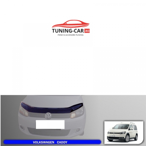 Deflector Capota Vw Caddy 2010-2015 0