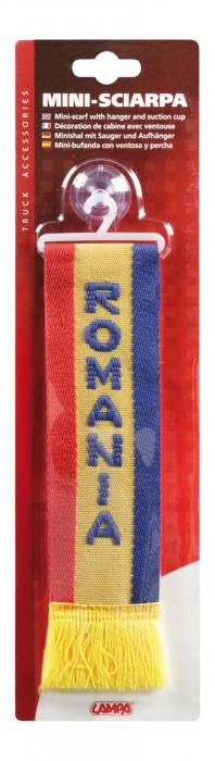 Fanion mic cu ventuza - Romania [1]
