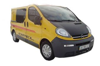 Husa capota  Nissan Primaster 2001-2014 0