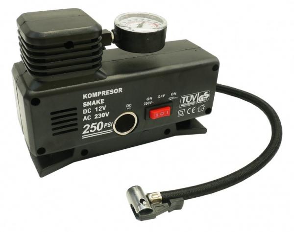 Compresor auto 12V / 230V 0