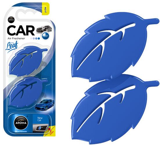 Odorizant de aer AROMA CAR LEAF 3D - AUTO NOU 0