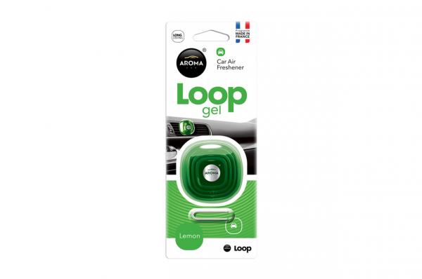 AROMA CAR LOOP produs de parfum - Lamaie 0