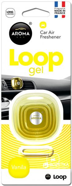 AROMA CAR LOOP - parfum de aer - vanilie 0