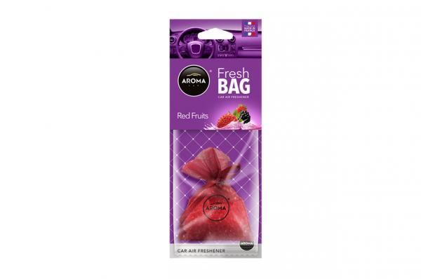AROMA FRESH BAG RED FRUITURI de odorizare 0