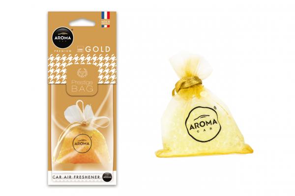 Odorizant de aer AROMA PRESTIGE BAG BOL GOLD [0]