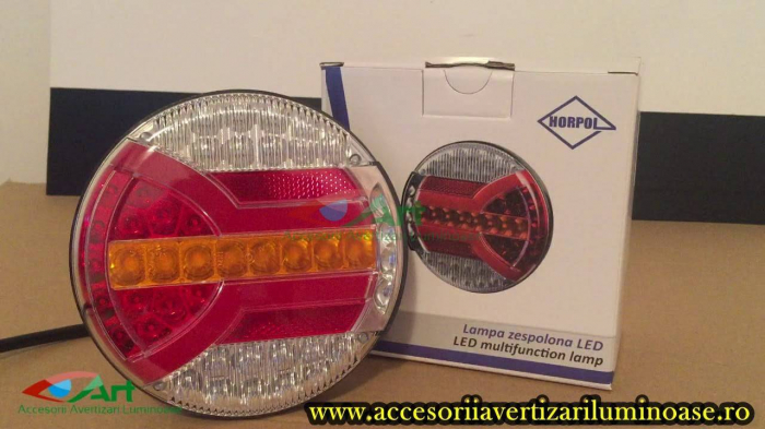 Lampa multifunctionala LED Navia Horpol LZD2342 5