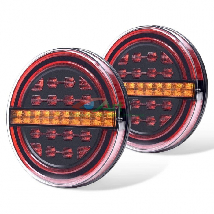 Lampa stop LED semnal dinamic fi139 V1909 [0]
