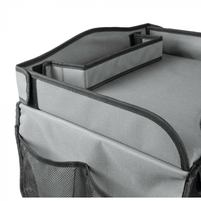 Masuta scaun auto copil pentru calatorie Snack & Play Lampa - Gri [4]