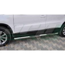 Praguri laterale inox Hyundai Santa Fe 2007 - 2014 0