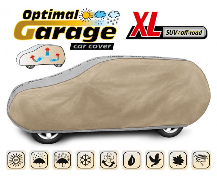 Prelata auto completa Optimal Garage - XL - SUV/Off-Road [0]