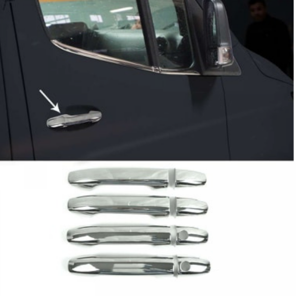 SET DECOR MANERE INOX FORD TRANSIT 2014- 0