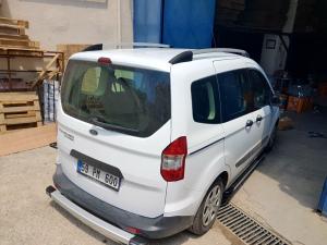 Bara Protectie Spate Aluminiu Renault Trafic 2001>1