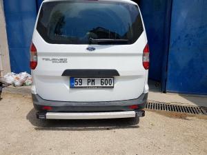 Bara Protectie Spate Aluminiu Volkswagen T5 2003>2