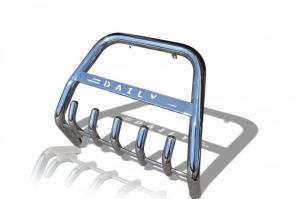 BullBar inox Iveco Daily 2000-20060