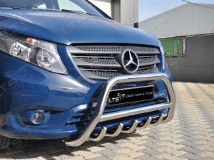 BullBar inox Mercedes Vito 2015-3