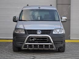 BullBar inox Volkswagen Caddy 2003-2009 [0]