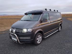BullBar inox Volkswagen T6 2016-0