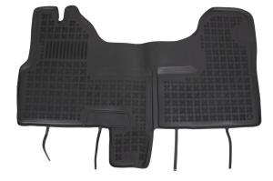 Covorase Presuri Auto Negru din Cauciuc compatibil cu IVECO DAILY IV V (2006-2014)