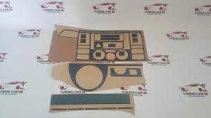 Decor bord Carbon Vw T5 2003-20090