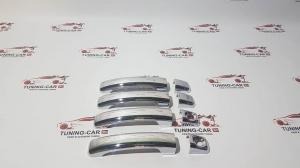 Decor manere inox Renault Master 2010 - 2018 [2]
