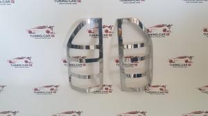 Decor Triple inox Mercedes Sprinter 1996-2006 [0]
