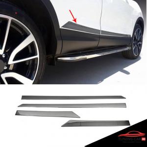 Decor Usi Inox Nissan Qashqai 2014-1