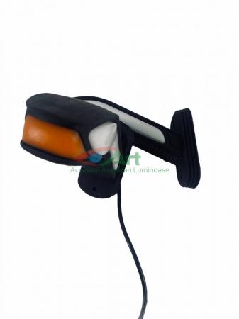 Lampa gabarit cu neon si semnal dinamic V202008 dreapta1