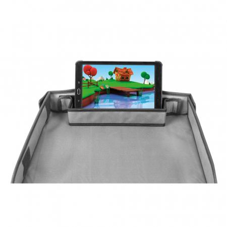 Masuta scaun auto copil pentru calatorie Snack & Play Lampa - Gri [2]