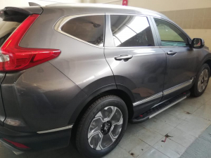 Praguri Laterale Aluminiu Chevrolet Captiva & Antara 2006-20161